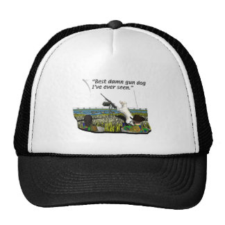 Dogs - Canine - Sporting Breeds Cap
