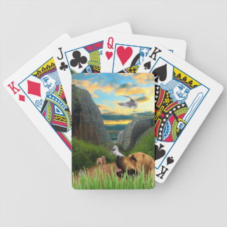 Dogs Day Out Poker Deck