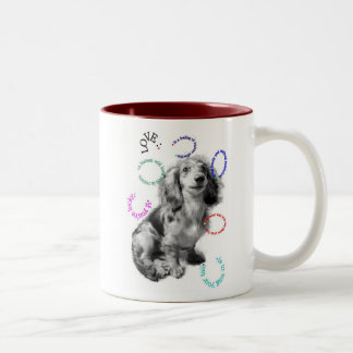 Dog's dictionary : Love Coffee Mug