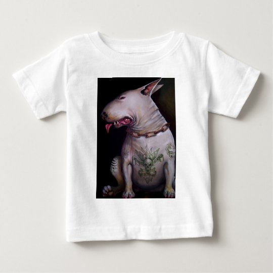 Dogs eat cats baby T-Shirt