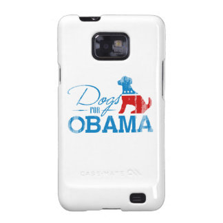 Dogs for Obama - Faded.png Samsung Galaxy S2 Case