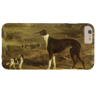 Dogs, Greyhound and Spaniel, Doctor Fop by Herring Barely There iPhone 6 Plus Case