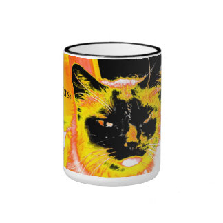 Dogs Have Masters Cats Have Servants Coffee Mugs