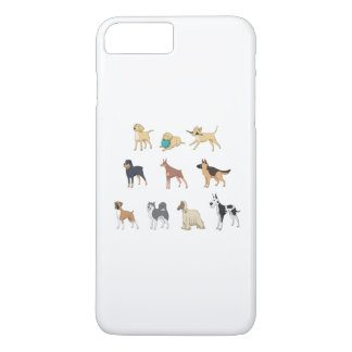 Dogs iPhone 7 Plus Case