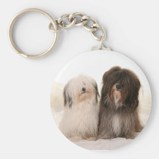 Dogs Key Ring