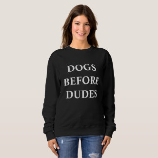Dogs lover sweatshirt
