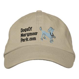 Dogs Of Marymoor Park Adjustable Hat Baseball Cap