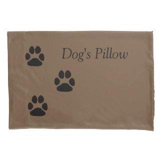 Dog's pillow pillowcase
