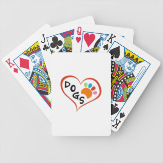 Dogs Poker Cards