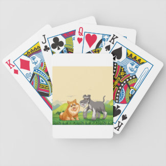 Dogs Poker Deck