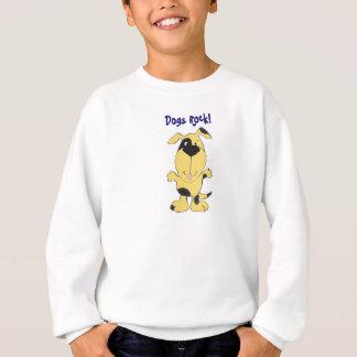 Dogs Rock! cartoon Dog shirt