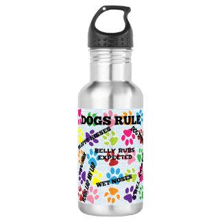 Dogs Rule 532 Ml Water Bottle