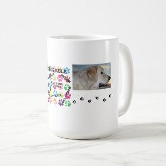 Dogs Rule Coffee Mug