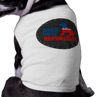 DOGS VOTE REPUBLICAN DOG CLOTHING