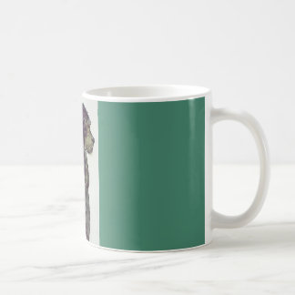 Dogsquatch giant man coffee mug