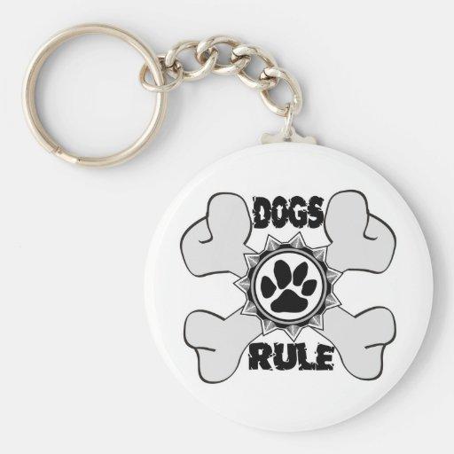 DogsRule_Logo_CrossBones_Copy Keychains