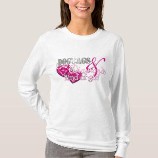 Dogtags & Diamonds Kind Of Girl T-Shirt