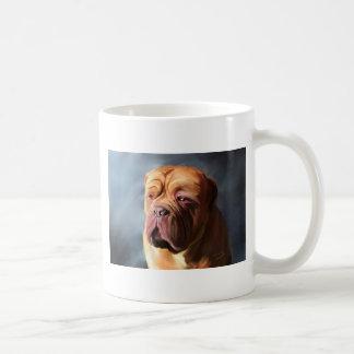 Dogue de Bordeaux Art - Stormy Dogue Coffee Mug
