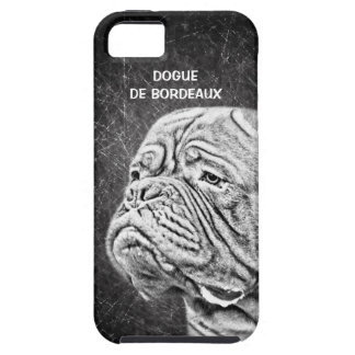 Dogue De Bordeaux - French Mastiff iPhone 5 Cover