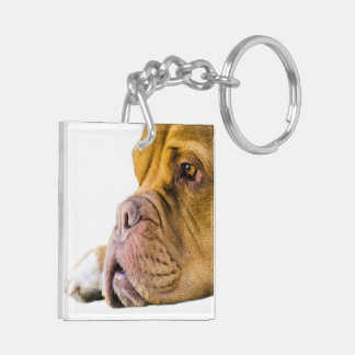 Dogue de Bordeaux Key Ring