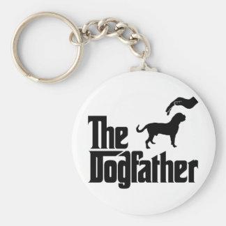 Dogue de Bordeaux Key Ring
