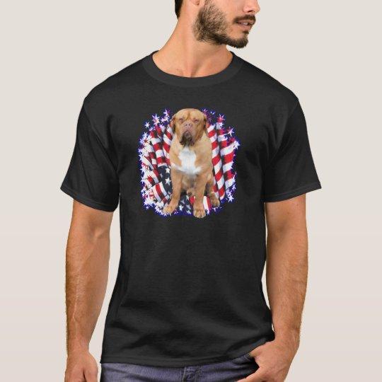 Dogue de Bordeaux Patriot T-Shirt