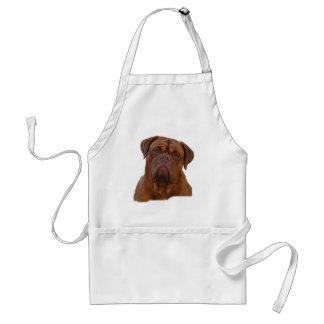 Dogue De Bourdeaux, French mastiff Standard Apron