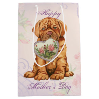Dogue Heart Mom Medium Gift Bag