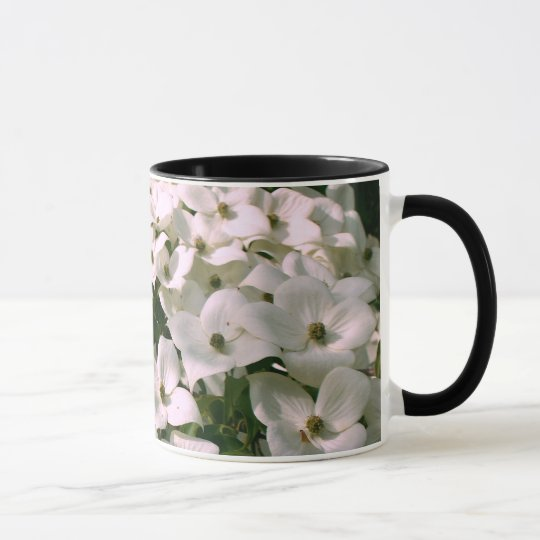 DOGWOOD by SHARON SHARPE Mug