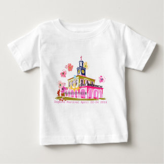 Dogwood Festival 2016 downtown Fayetteville NC Baby T-Shirt