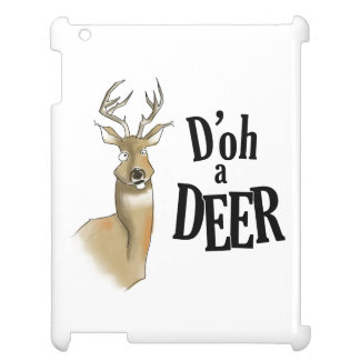 D'oh a Deer Tablet Case iPad Cover