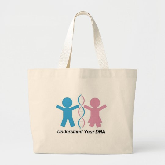 DOH Logo 3.jpg Large Tote Bag