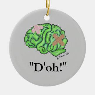 """""""D'oh!"""" ornament"""