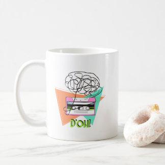 D'oh Tape Coffee Mug