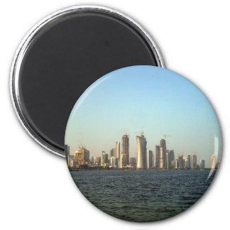 Doha 2009 refrigerator magnets