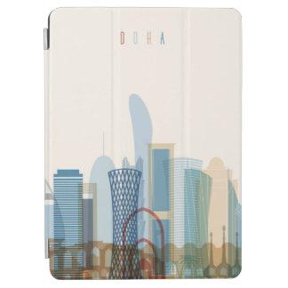 Doha, Qatar | City Skyline iPad Air Cover