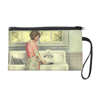 Doing Dishes Wristlets