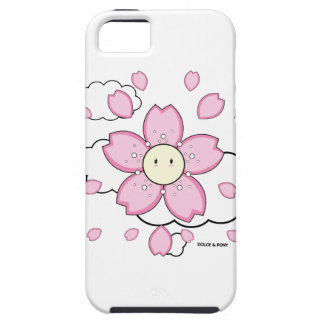Dolce Pink Flower   iPhone Cases Dolce & Pony iPhone 5 Cases