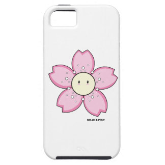 Dolce Pink Flower   iPhone Cases Dolce & Pony iPhone 5 Covers