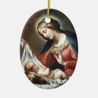 Dolci Madonna, Italy Christmas Ornament