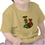 Doll Bear and Ball Toys T-shirt