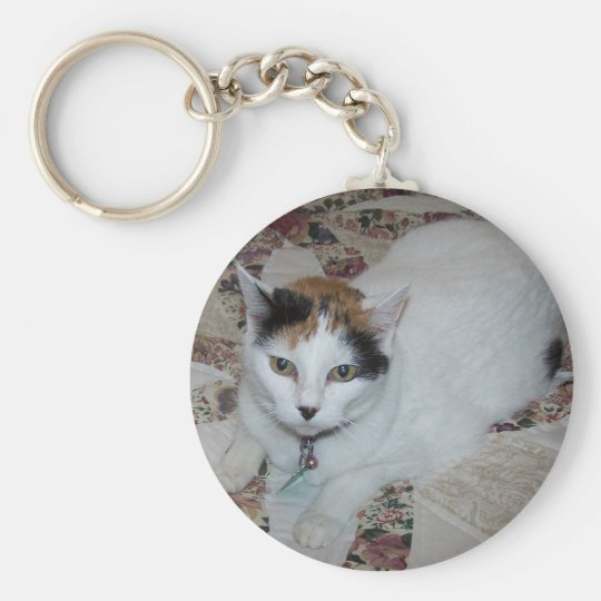Doll Cat#2, key chain