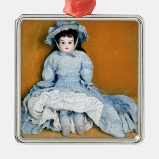 Doll Christmas Ornament