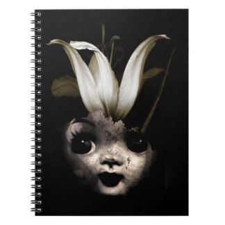 Doll flower 2013 notebooks