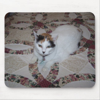 Doll the Cat, Mousepad