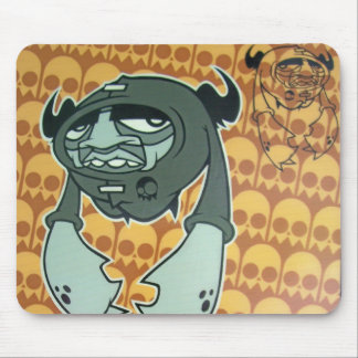DOLLA CREEP mouse pad