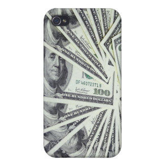 dollar bill i-phone case case for iPhone 4