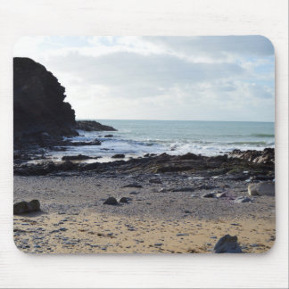 Dollar Cove Cornwall England Poldark Location Mouse Mat