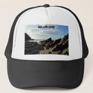Dollar Cove Cornwall England Poldark Location Trucker Hat