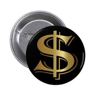 Dollar Sign Button